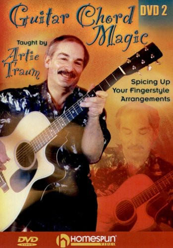 Guitar Chord Magic 2: Spicing Up Your Fingerstyle