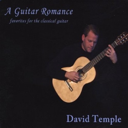 Guitar Romance-Favorites for the Classical Guitar