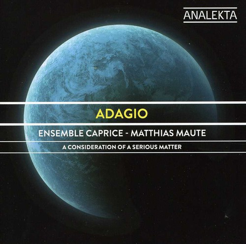 Adagio: A Consideration of a Serious Matter