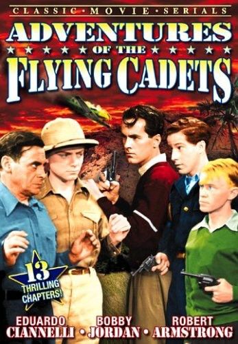 Adventures of the Flying Cadets: Serial 13 Chapter