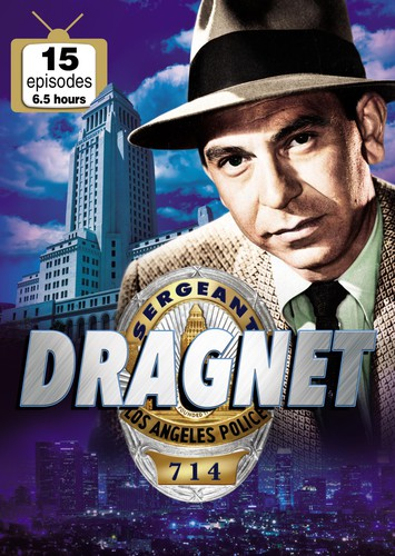 Best of Dragnet (15 Episodes)