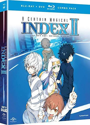 Certain Magical Index II: Season 2 - Part 2