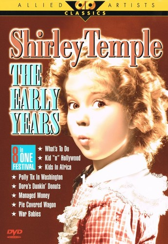Shirley Temple: Early Years