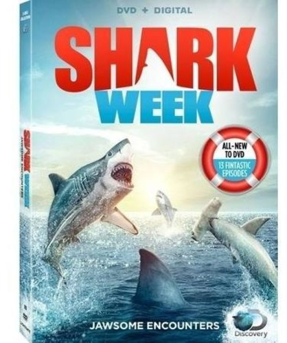 Shark Week Jawsome Encounters