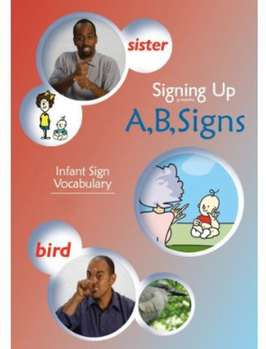 A-B Signs Infant Sign Vocabulary
