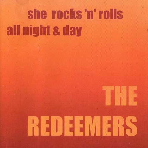 She Rocks 'N' Rolls All Night & Day