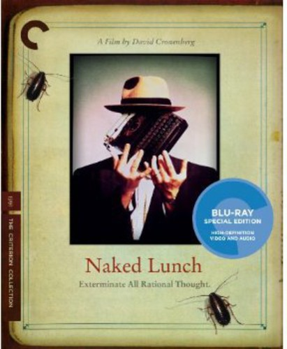 Naked Lunch (Criterion Collection)