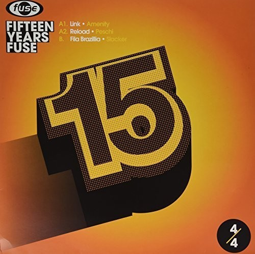 15 Years Fuse Sampler 4/ 4 [Single] [EP]