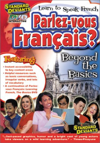 Standard Deviants: Parlez-Vouz Francais - Beyond The Basics[Instructional]