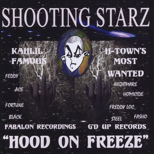 Hood on Freeze