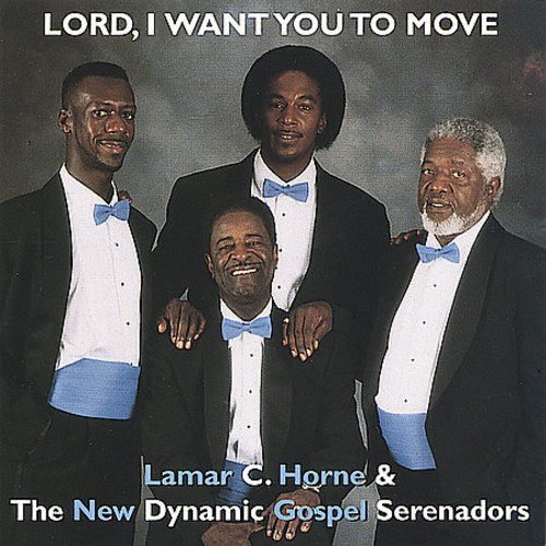Lord I Want You to Move