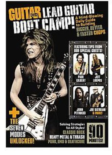 Guitar World: Lead Guitar Boot Camp
