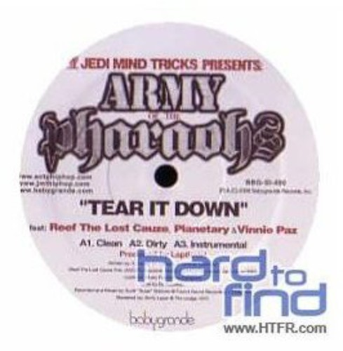 Army of the Pharaohs: Tear It Down /  Battle Cry