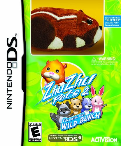 Zhu Zhu Pets: Wild Bunch Bundle  for Nintendo DS