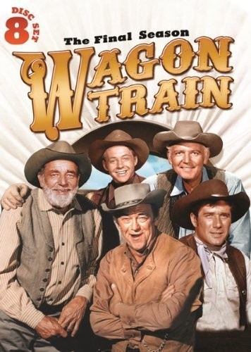 Wagon Train: The Complete Season Eight (The Final Season)
