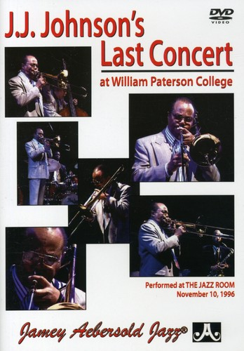 JJ Johnson's Last Concert