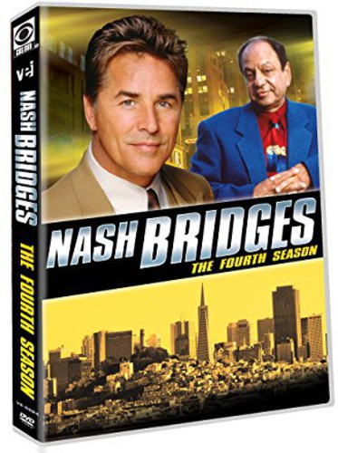 Nash Bridges: The Complete Fourth Season