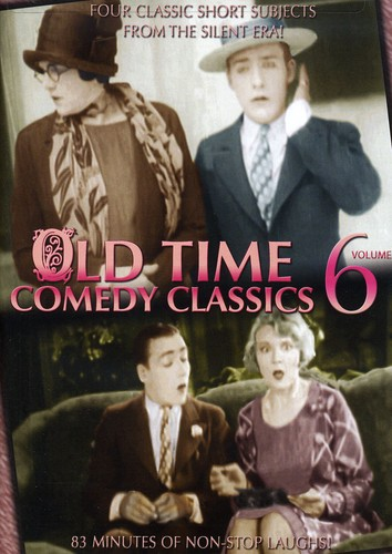 Old Time Comedy Classics, Vol. 6