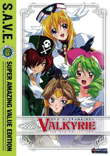 UFO Ultramaiden Valkyrie: Seasons 3 and 4 - S.A.V.E