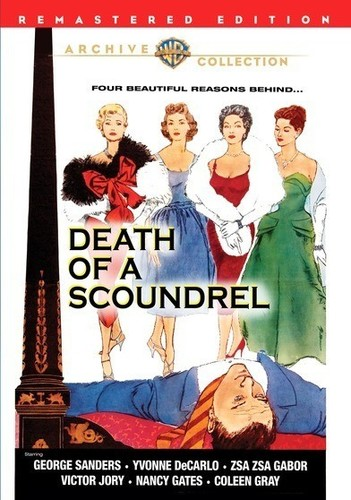 Death Of A Scoundrel [Remastered]