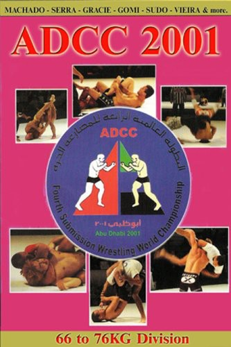 Adcc 2001: 66 to 76KG Division