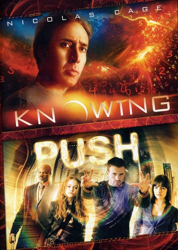 Knowing/ Push [2009] [WS] [Double Feature] [2 Discs]