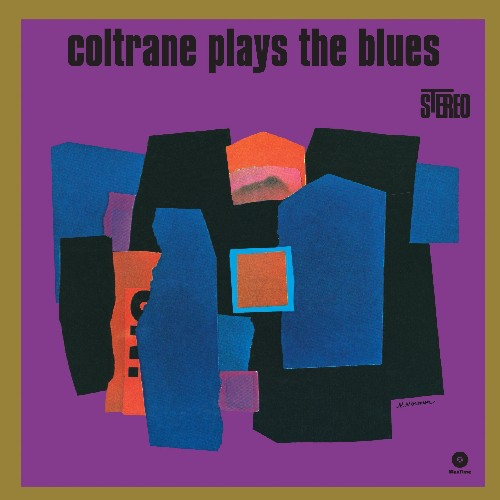 Coltrane Plays the Blues [Import]