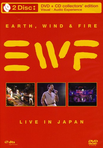 Earth, Wind & Fire: Live in Japan