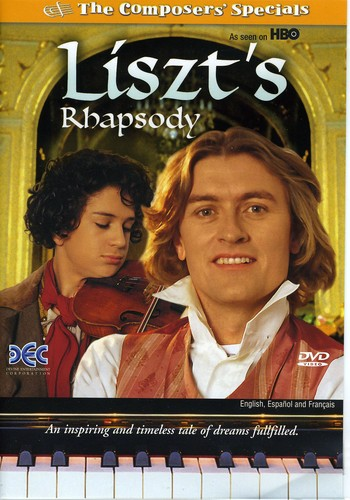 Liszt's Rhapsody [TV Movie]