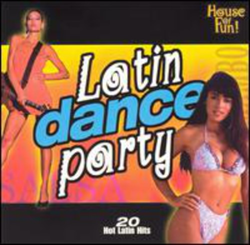 Latin Dance Party /  Various