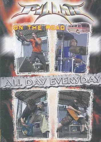 Pillar-On the Road All Day Every Day