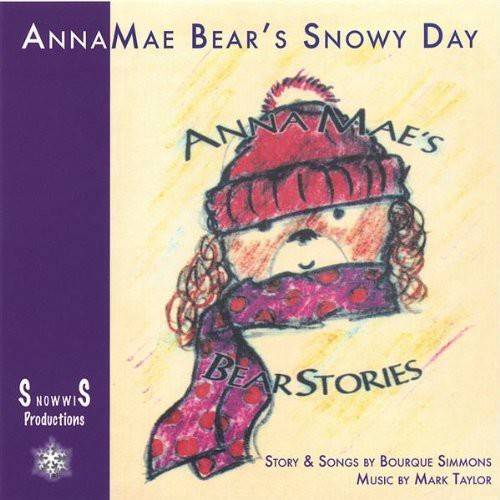 Annamae Bears Snowy Day