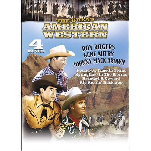 The Great American Western: Volume 28