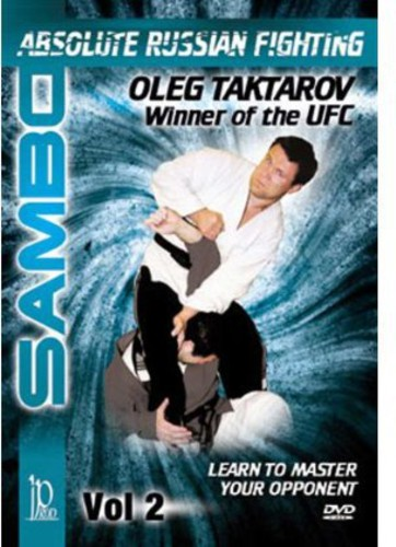 Sambo: Absolute Russian Fighting Master Your Opponent With Oleg, Vol 2
