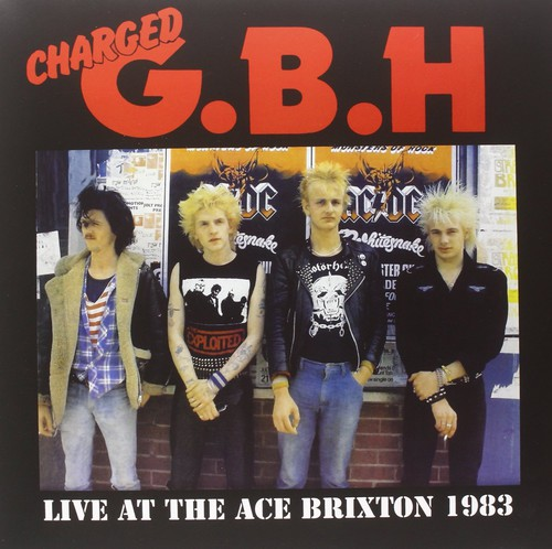Live at the Ace Brixton 1983