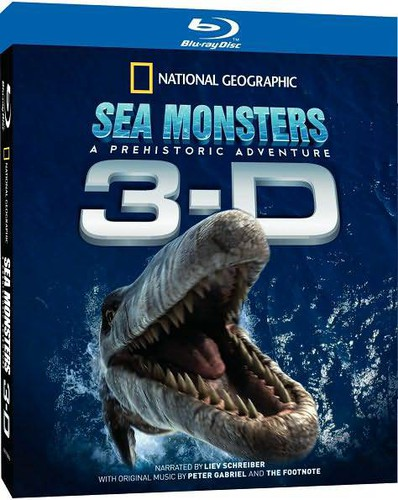 Sea Monsters: A Prehistoric Adventure 3D