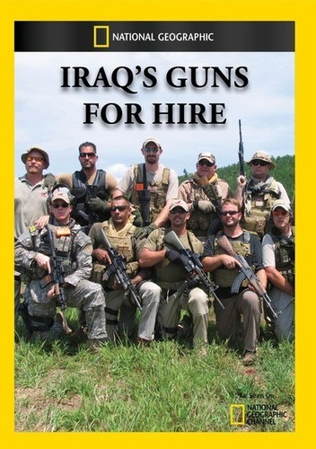 Iraqs Guns for Hire