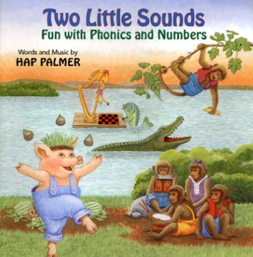 Two Little Sounds: Fun with Phonics and Numbers