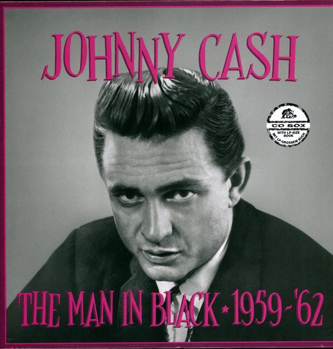 Man in Black 1959-62