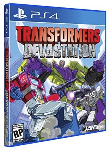 Transformers Devastation for PlayStation 4
