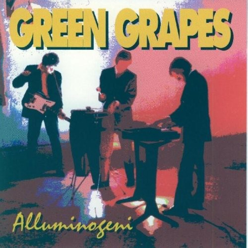 Green Grapes [Import]