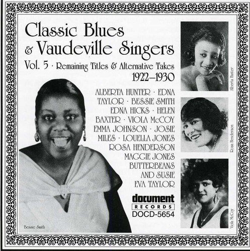 Classic Blues and Vaudeville