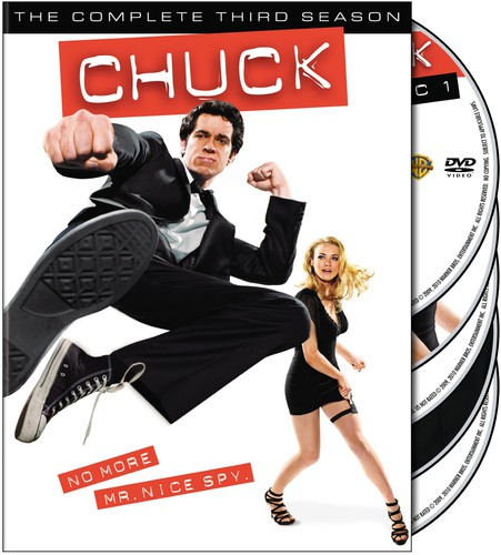 Chuck: The Complete Third Season