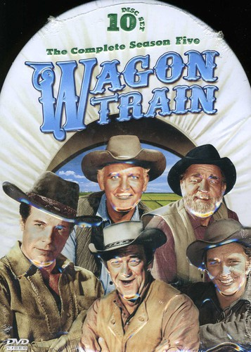 Wagon Train: The Complete Season Five
