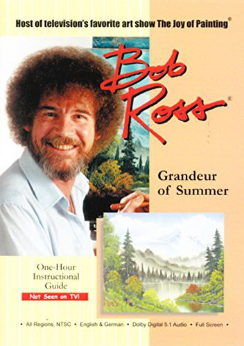 Bob Ross the Joy of Painting: Grandeur of Summer