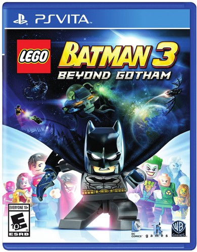 LEGO Batman 3: Beyond Gotham for Sony Playstation Vita
