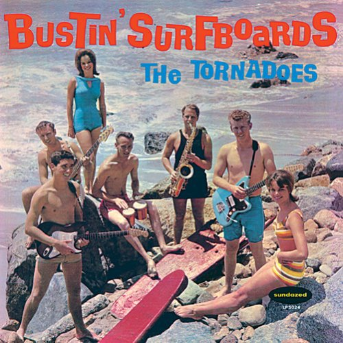 Bustin Surfboards