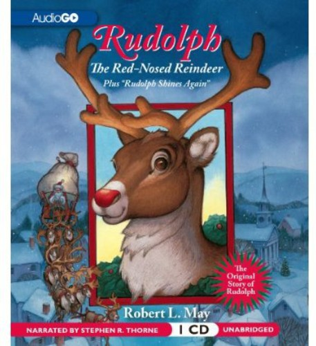 Rudolph the Red-Nosed Reindeer Audiobook /  Various