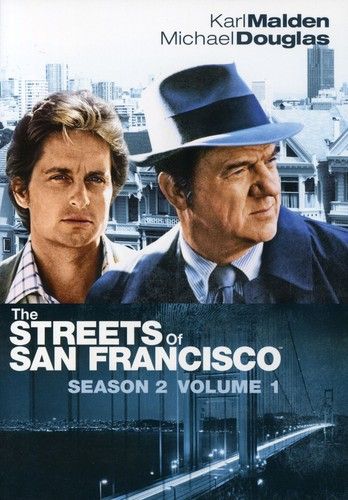 The Streets of San Francisco: Season 2 Volume 1
