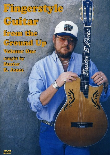 Fingerstyle Guitar From The Ground Up, Vol. 1